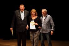 Церемония награждения победителей во всех конкурсах. Торжественное закрытие форума Славянская лира - 2017
